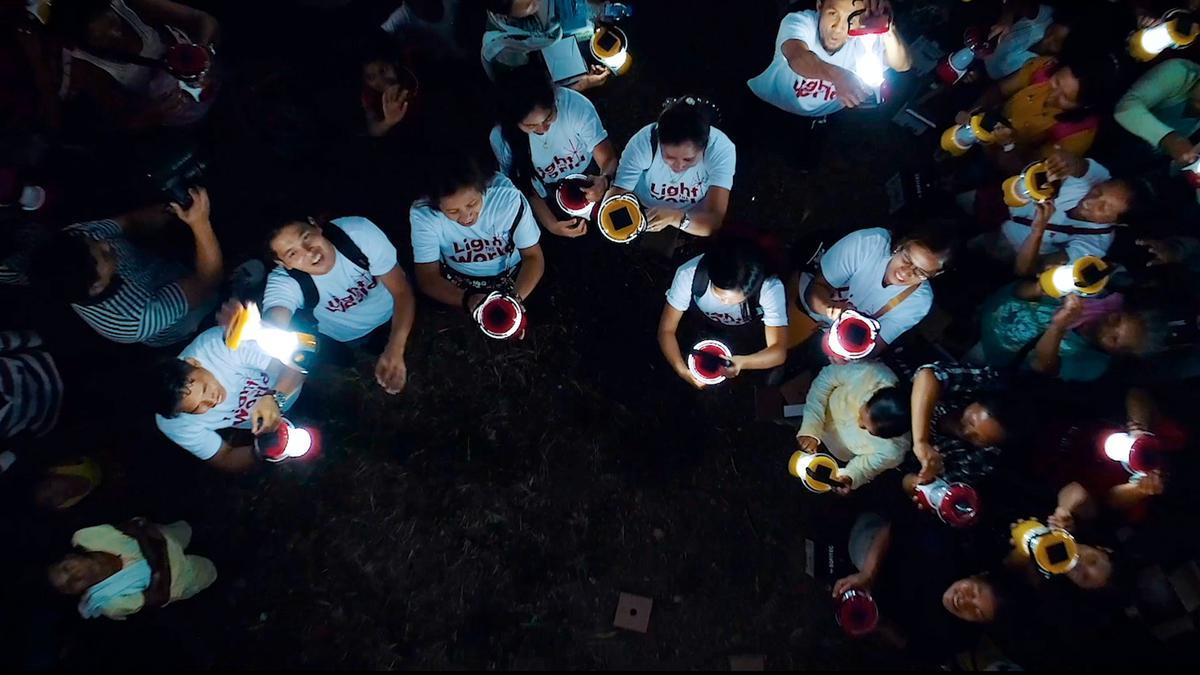 #LightTheWorld Solar Lamps