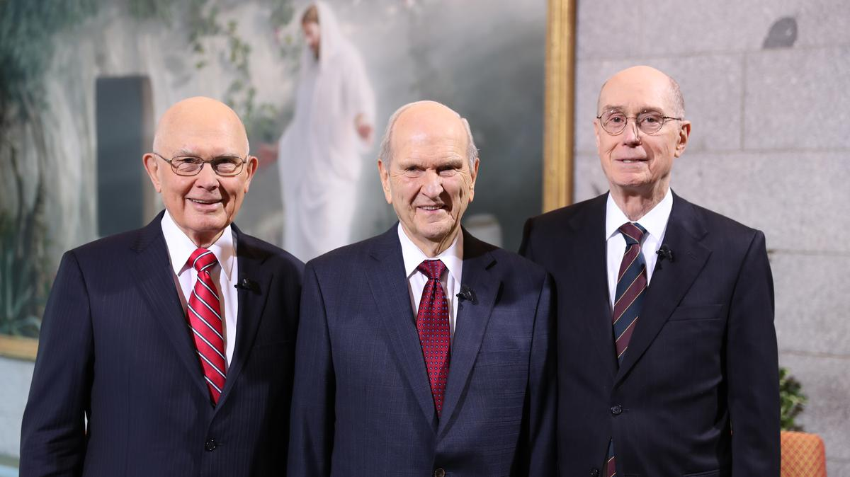 Message from President Nelson