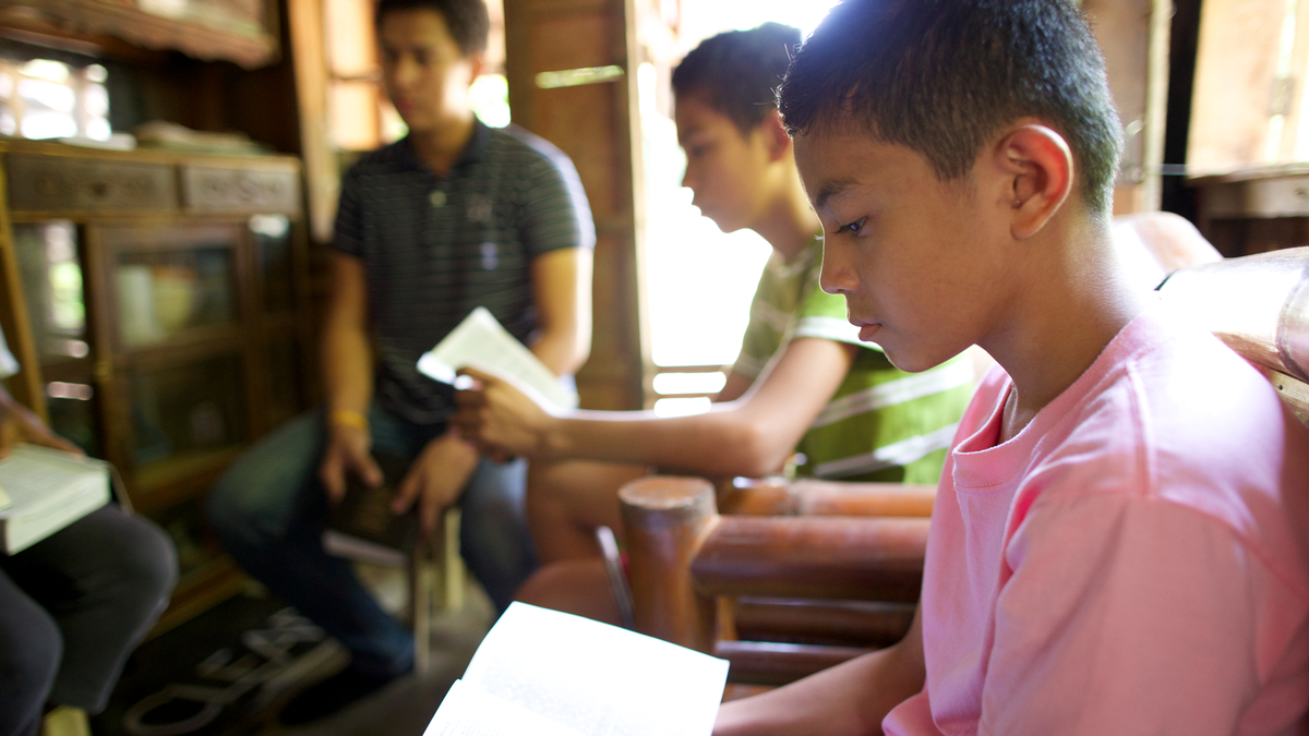 Latter-day Saints use the Bible and the Book of Mormon to learn and teach the gospel of Jesus Christ