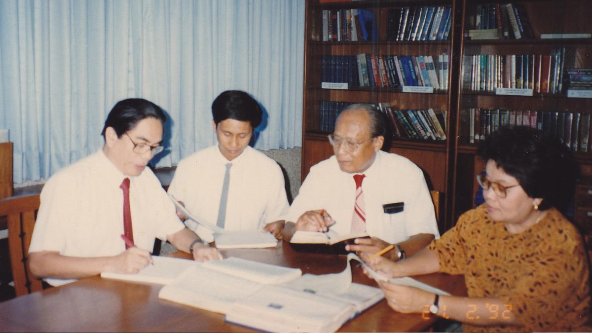 Pablo Codina, Francisco dela Cruz, Euzosanyo Ababon, and Fe Perez