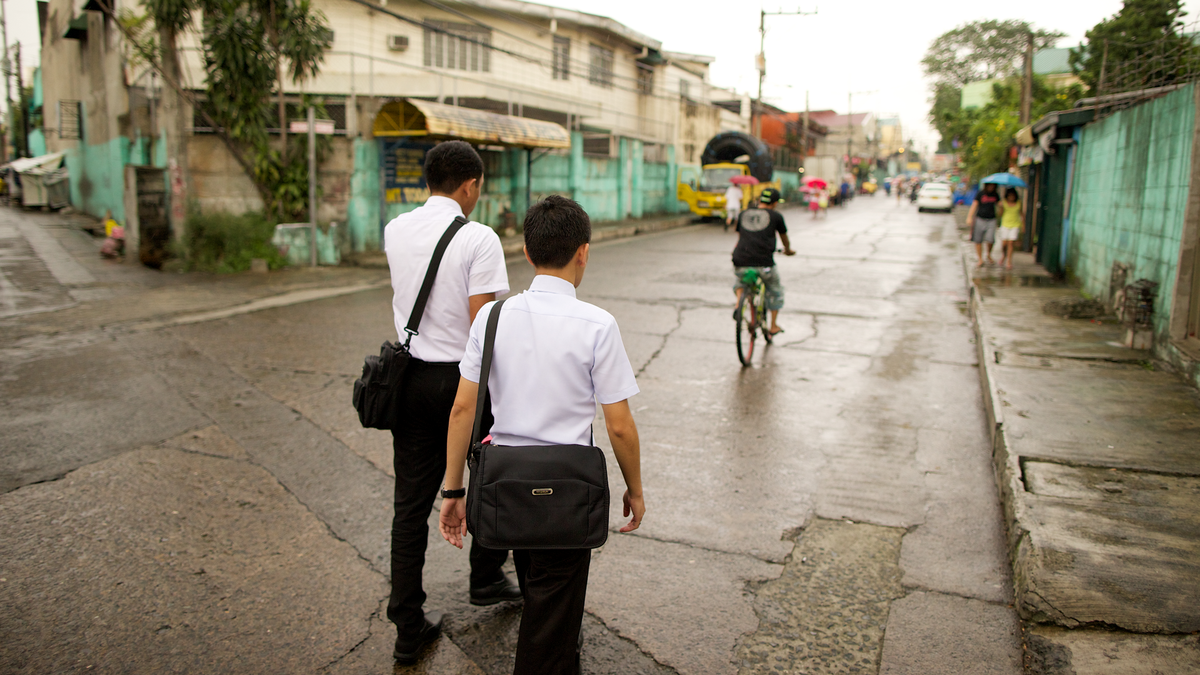 Latter-day Saint missionaries contribute and play a crucial role to the worldwide growth of the Church.