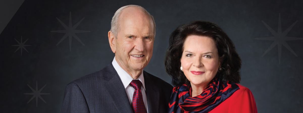 President Russell M. Nelson and his wife, Sister Wendy Nelson, will speak at a worldwide devotional for youth
