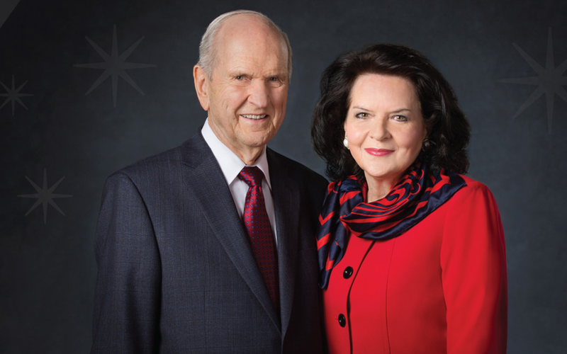 Worldwide Devotional for Youth: Message from President Russell M. Nelson and Sister Wendy W. Nelson