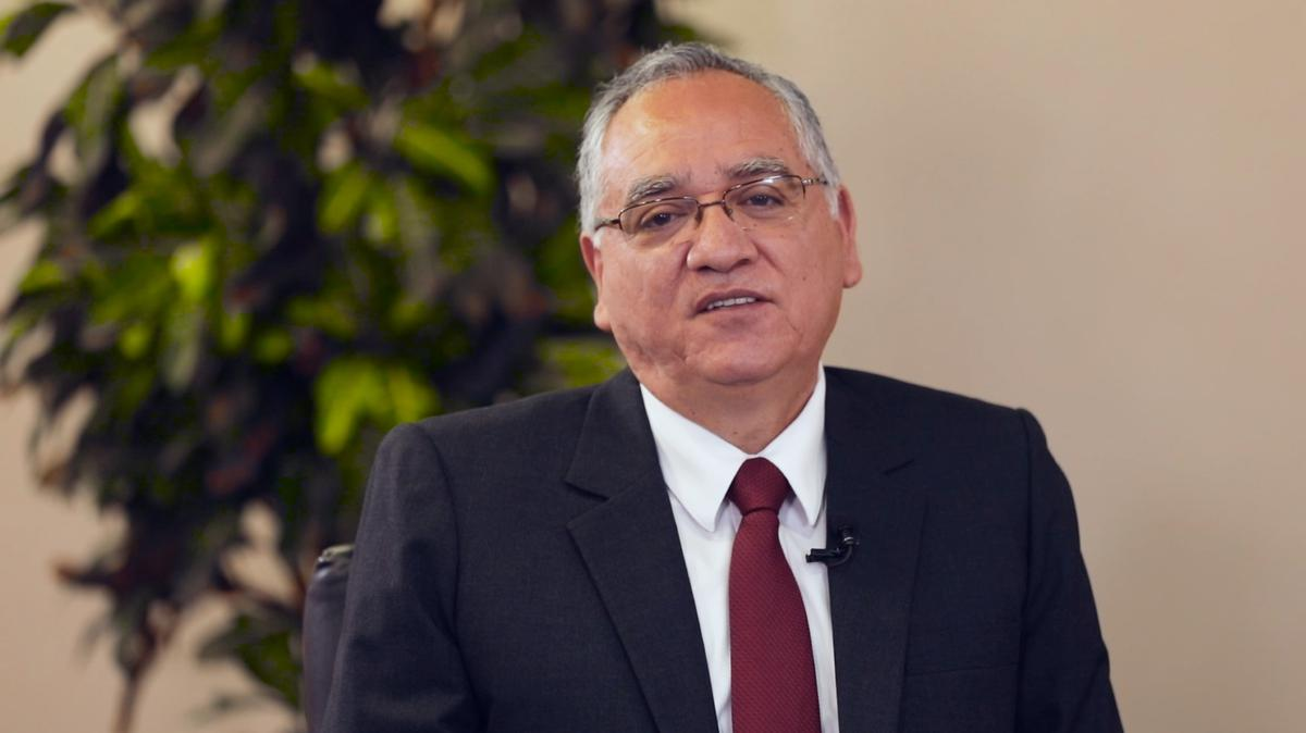 Elder Montoya invitacion