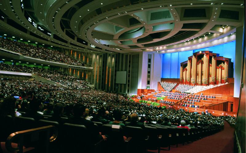 La primera Presidencia comparte los mensajes de la sesión de liderazgo de la Conferencia General