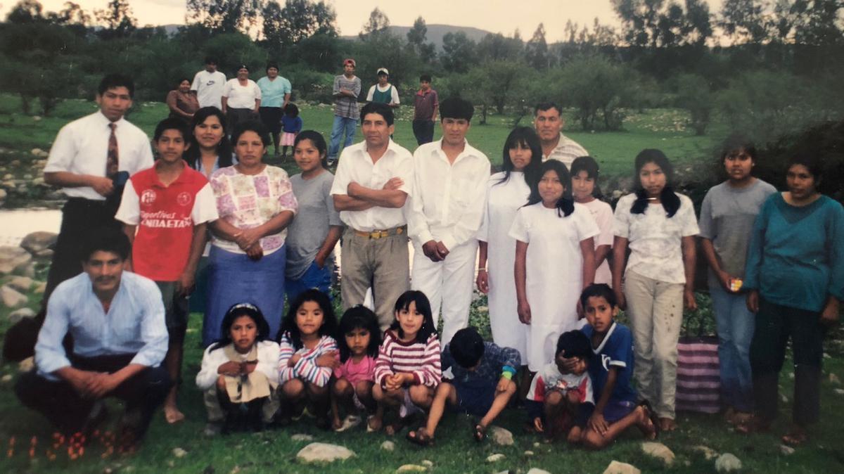 Los Sánchez ampliaron su familia