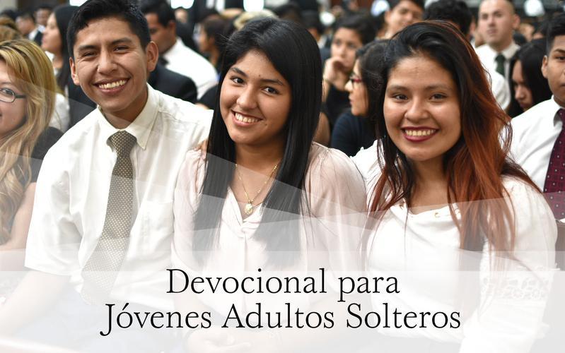Transmisión especial para Jóvenes Adultos Solteros