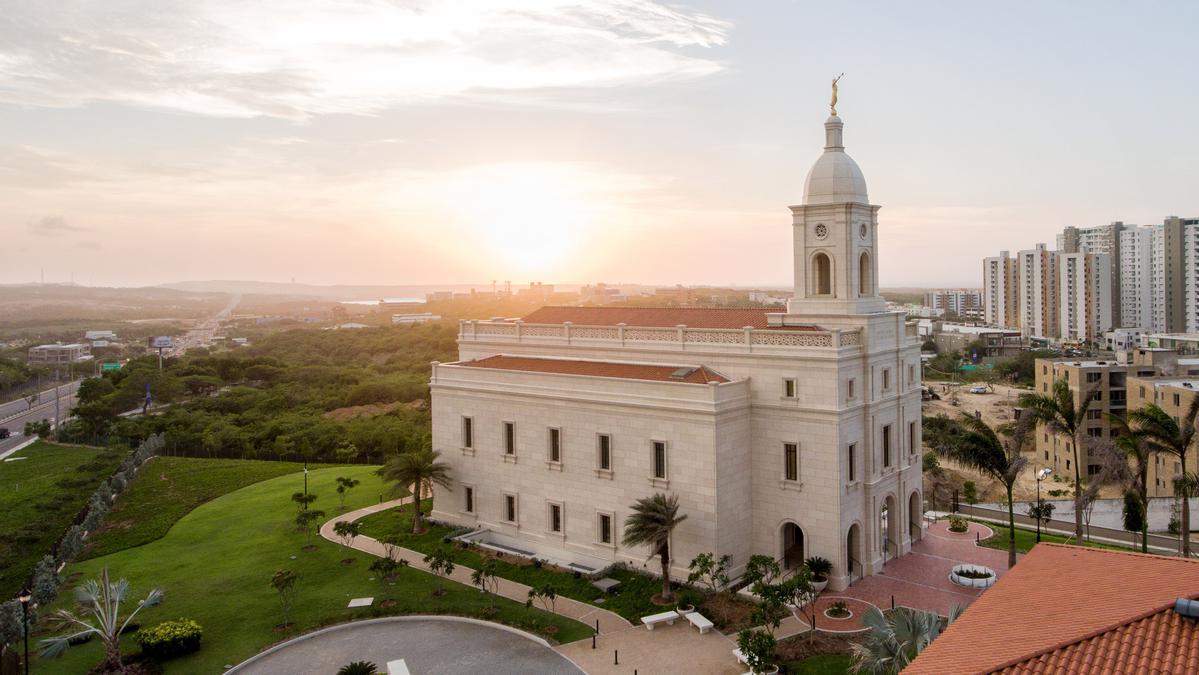 Templo Colombia Barranquilla