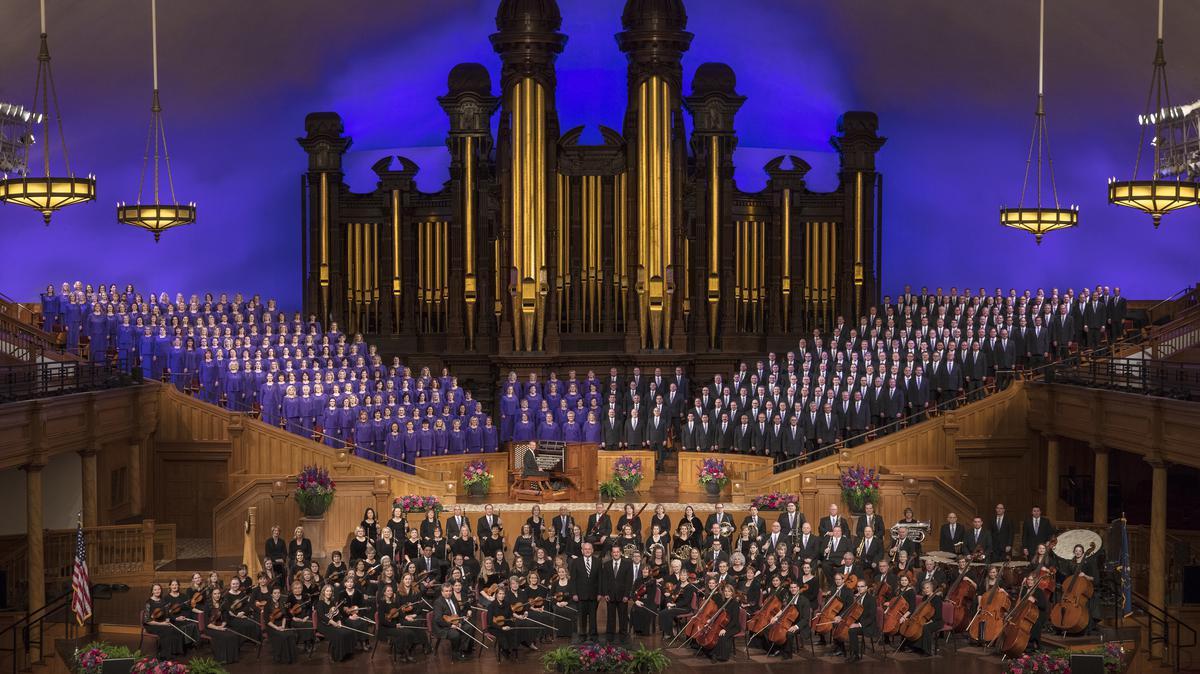 Coro del Tabernáculo y Orquesta de la Manzana del Templo