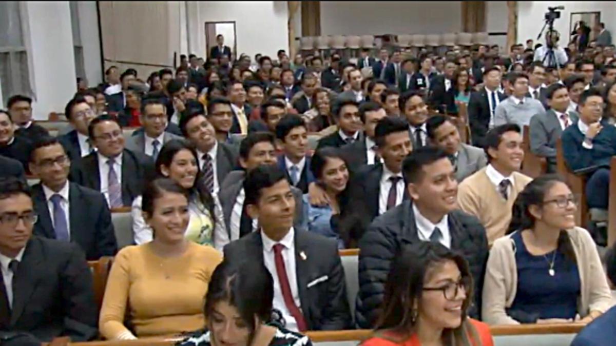 misioneros retornados
