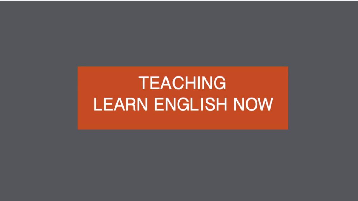 Teaching Learn English Now