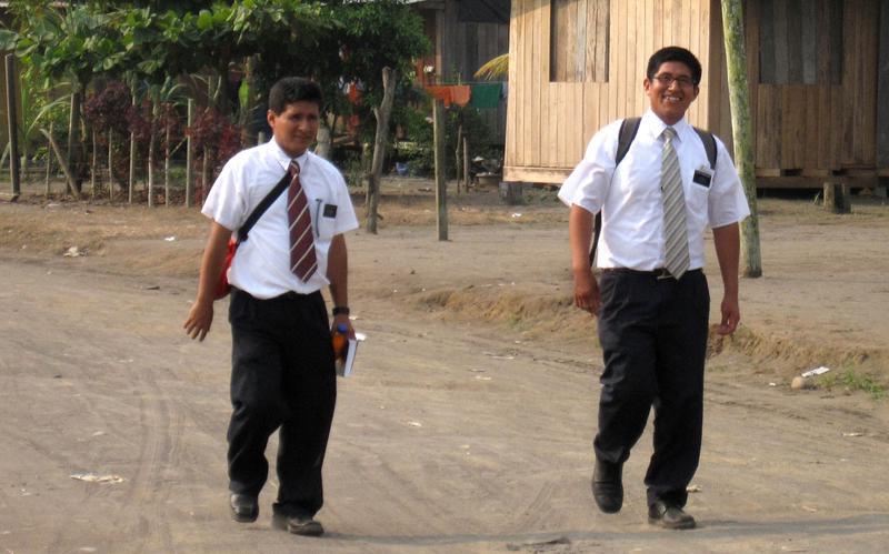 La obra misional