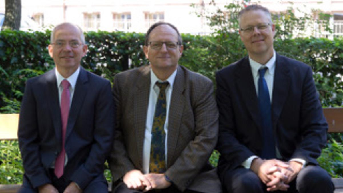Neue Bischofschaft für die Gemeinde Basel, Pfahl Bern