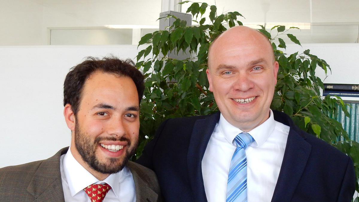 Neue Zweigpräsidentschaft in Ravensburg