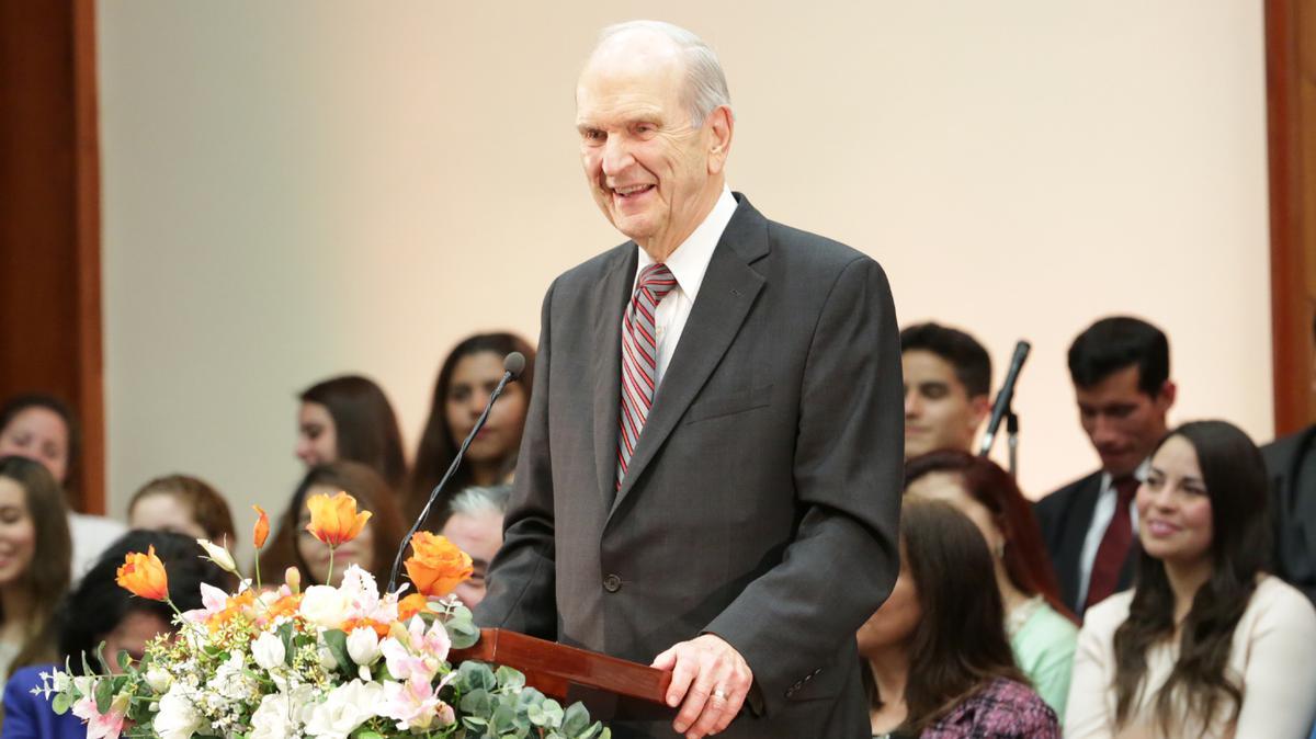 Elder Nelson