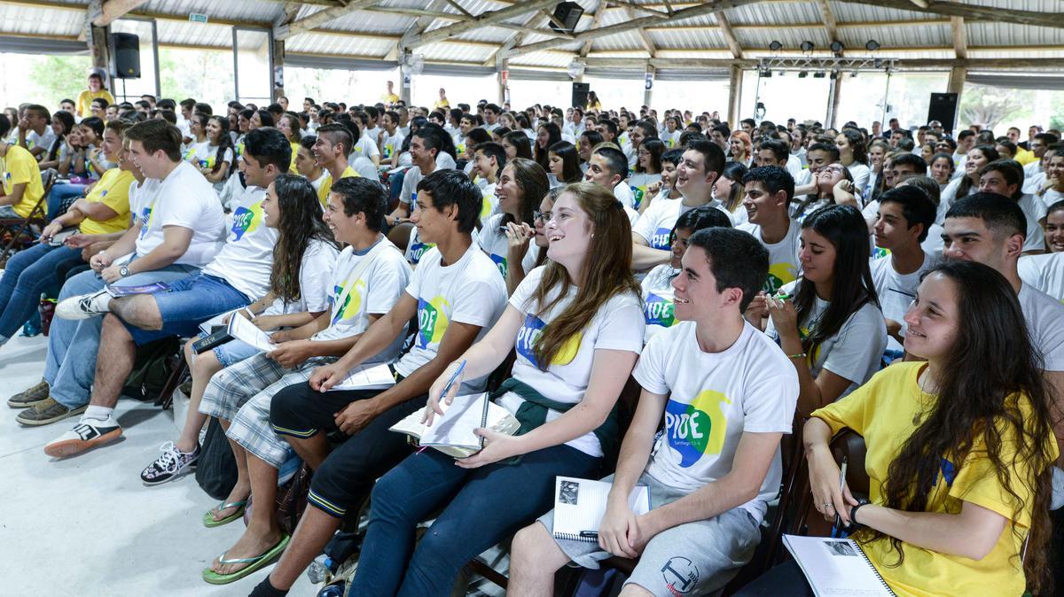 Jóvenes en el PFJ de Uruguay