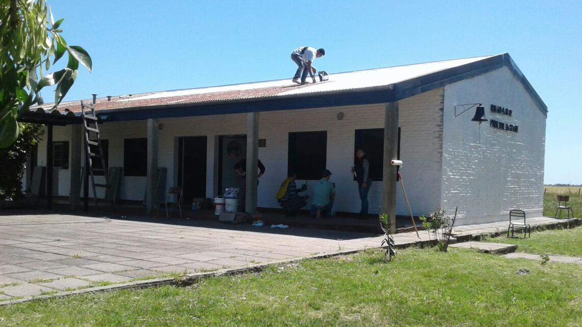 Distrito La Paz Argentina prestan servicio