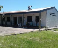 Actividad de servicio del distrito La Paz Argentina