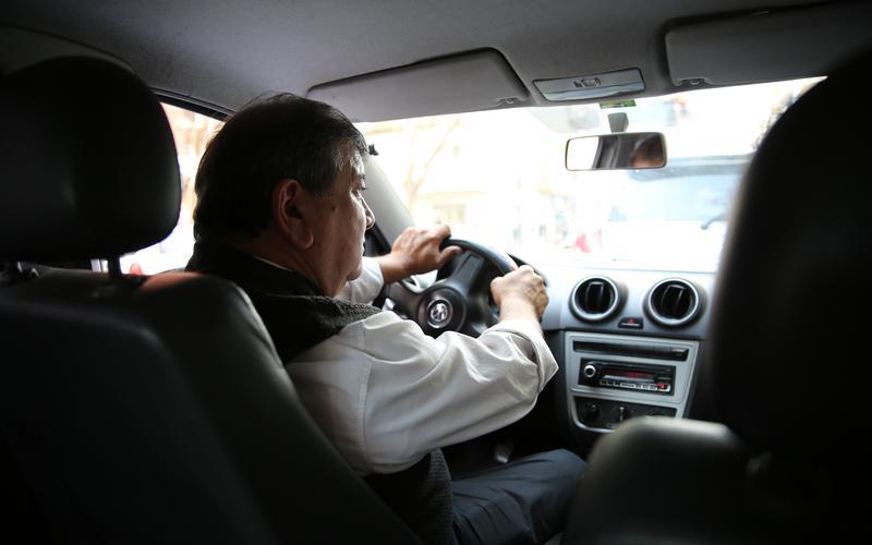 taxista y patriarca