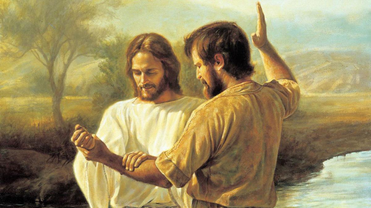 Jesucristo fue bautizado hace más de 2.000 años, pero el bautismo es igualmente relevante para las personas de hoy día.