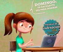 Maratón de indexación 2018