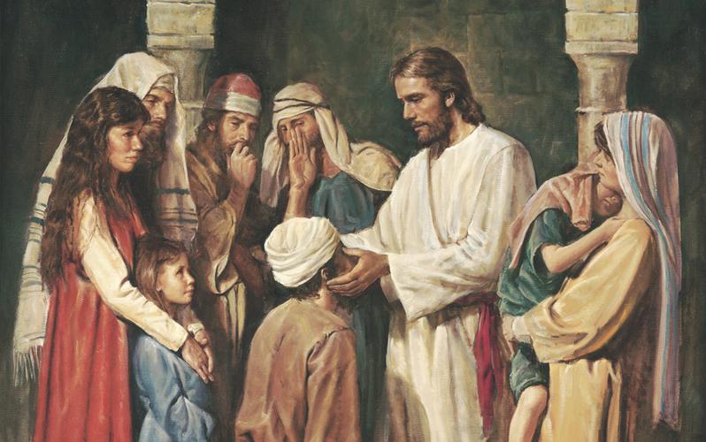 Los mormones son cristianos, así que adoran a Jesucristo.  Los mormones creen que, a causa de Jesucristo, hoy todavía puede haber milagros, igual que los hubo en la época bíblica.