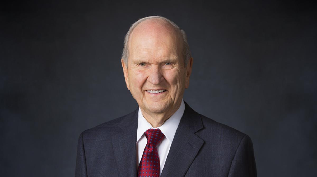 Presidente Russell M. Nelson es el nuevo presidente de La Iglesia.