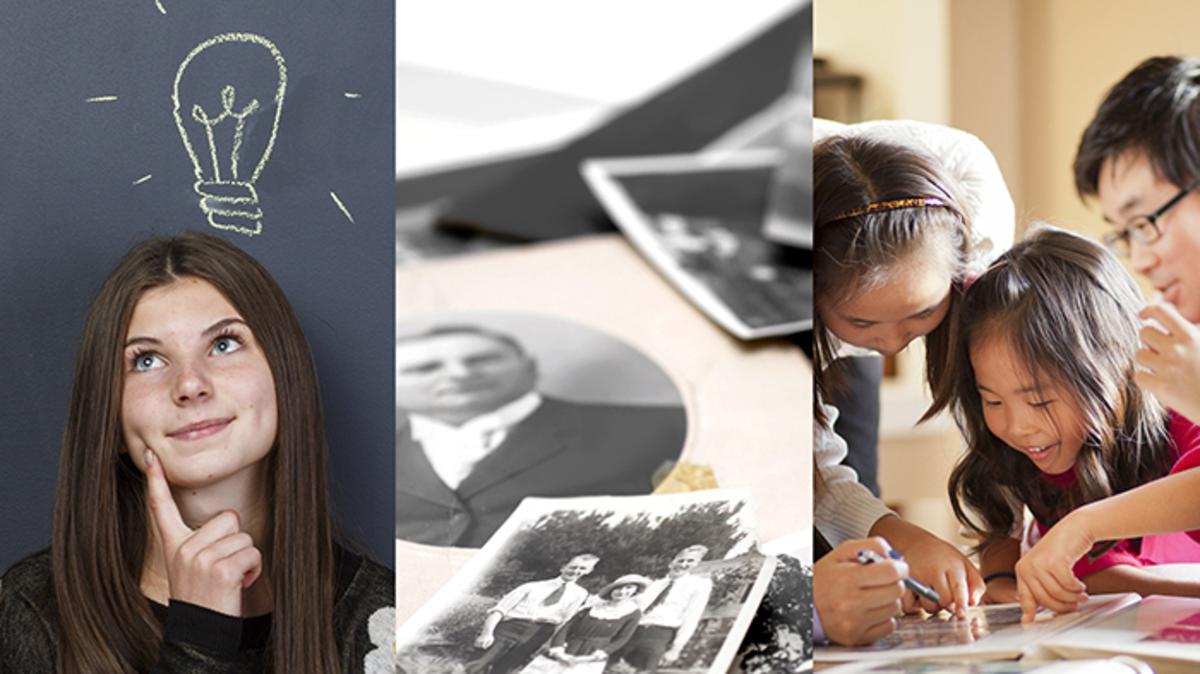 Izquierda: Foto ilustración por Jeremy Hall; centro: foto ilustración por Karin Hildebrand Lau/Shutterstock.com