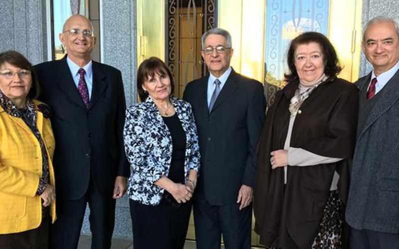 Presidencia Templo de Cordoba
