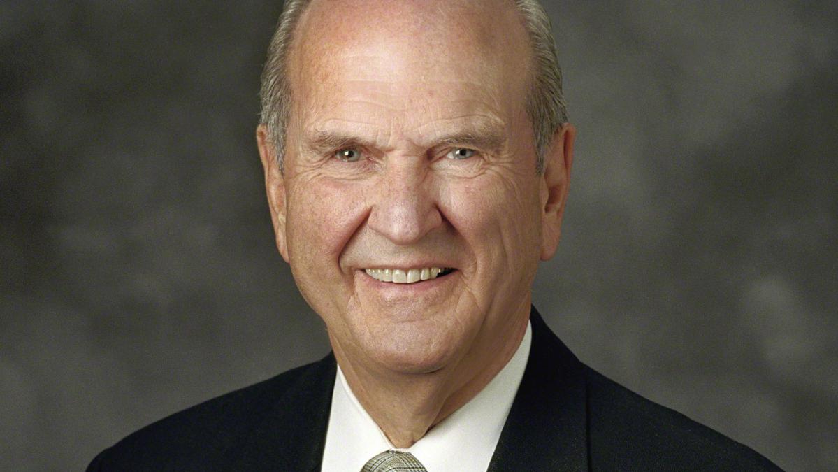 Президент Рассел М. Нельсон
