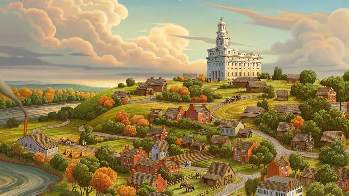 Святі: Розповіді про Церкву Ісуса Христа в останні дні
