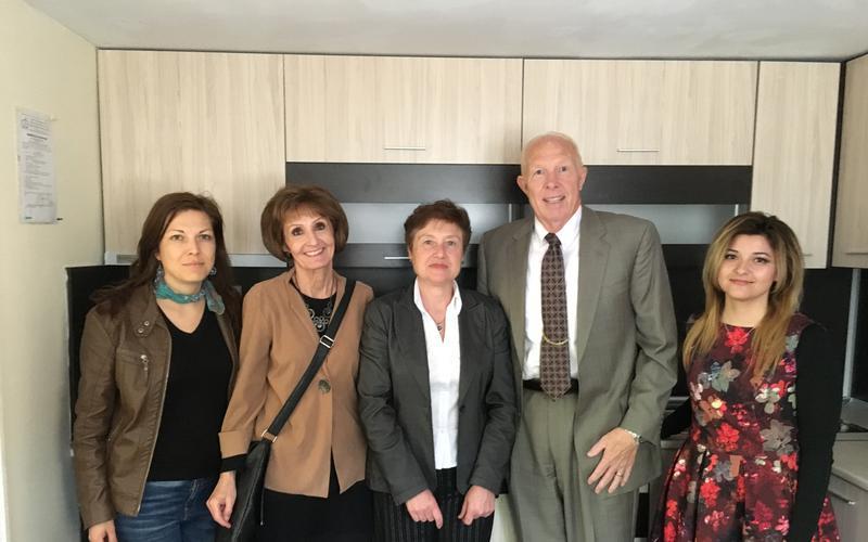 Дарение за кризисен център в Плевен