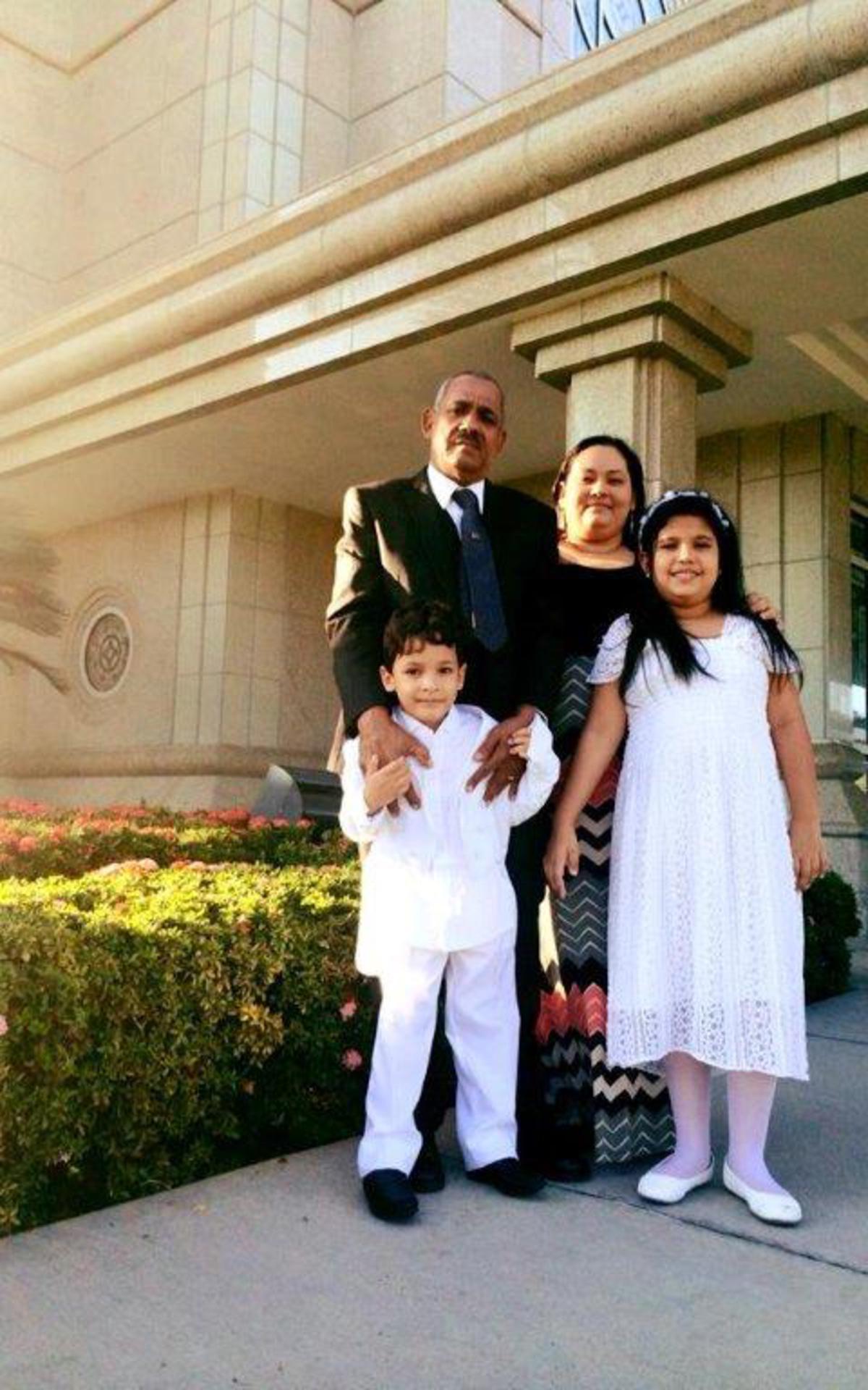 La Familia Leguen Vicioso el dia de su sellamiento.jpg