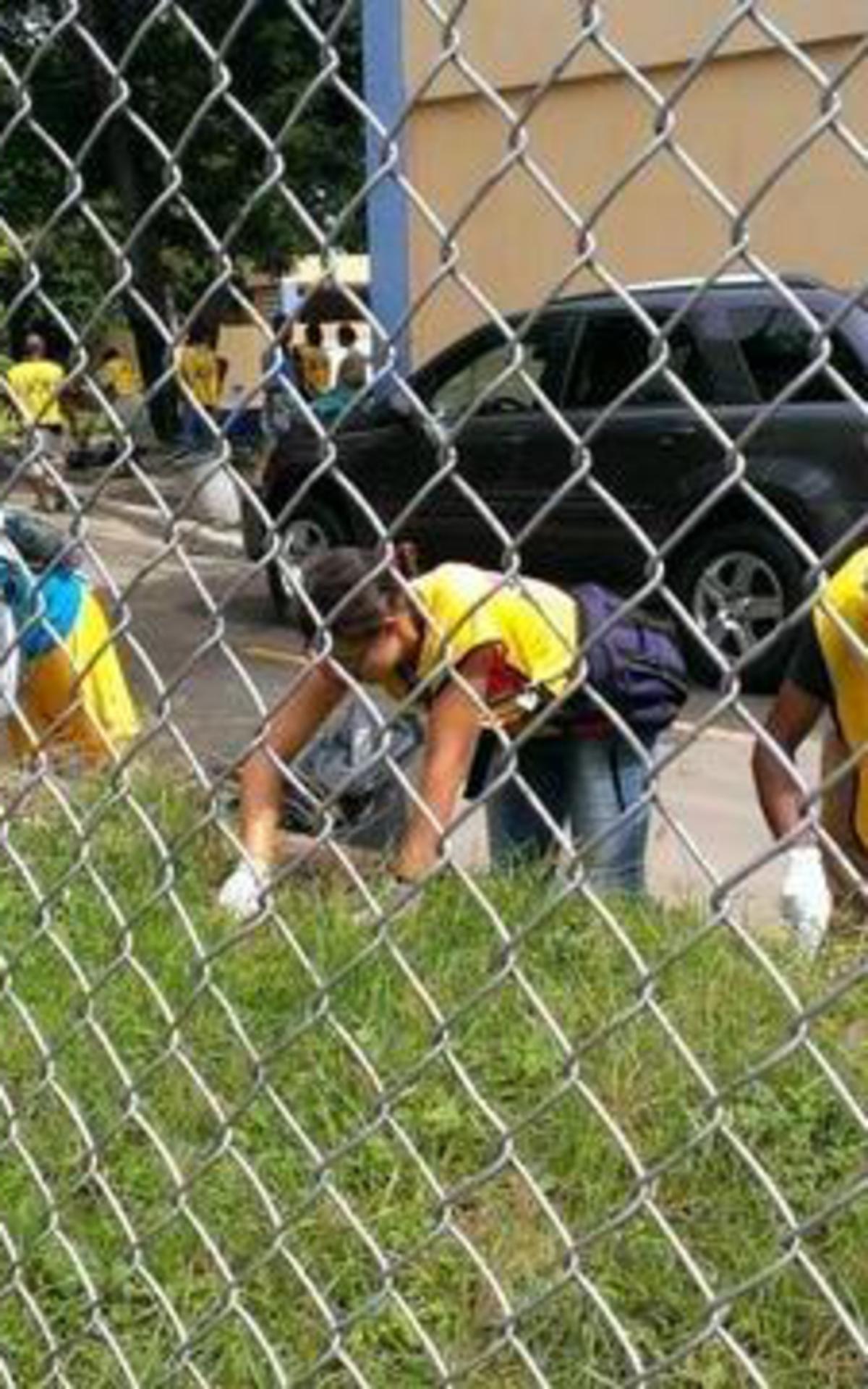 Actividad de servicio en San Pedro de Macorís