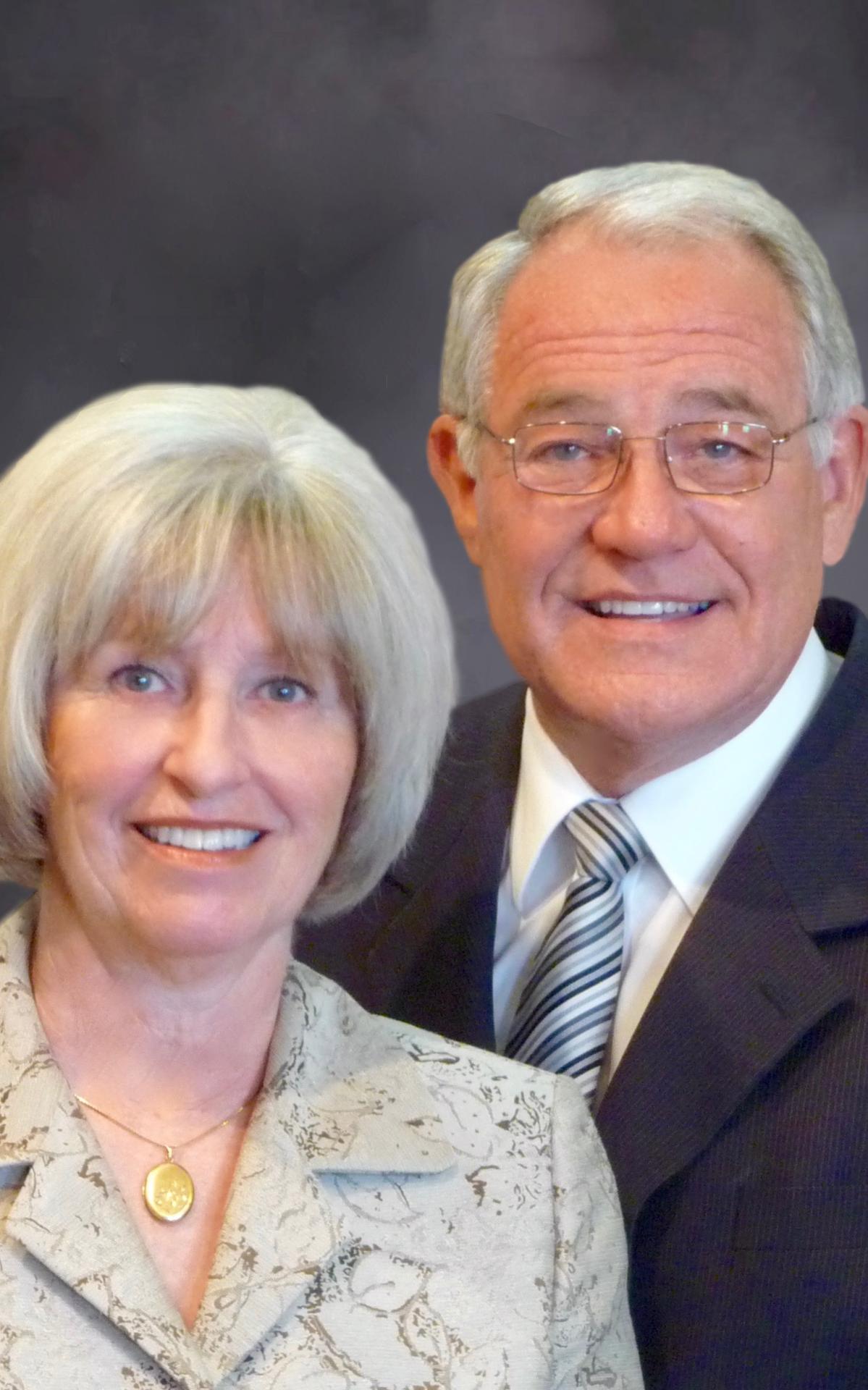 John Edwin Rappleye and Nancy Lee Rappleye Bio