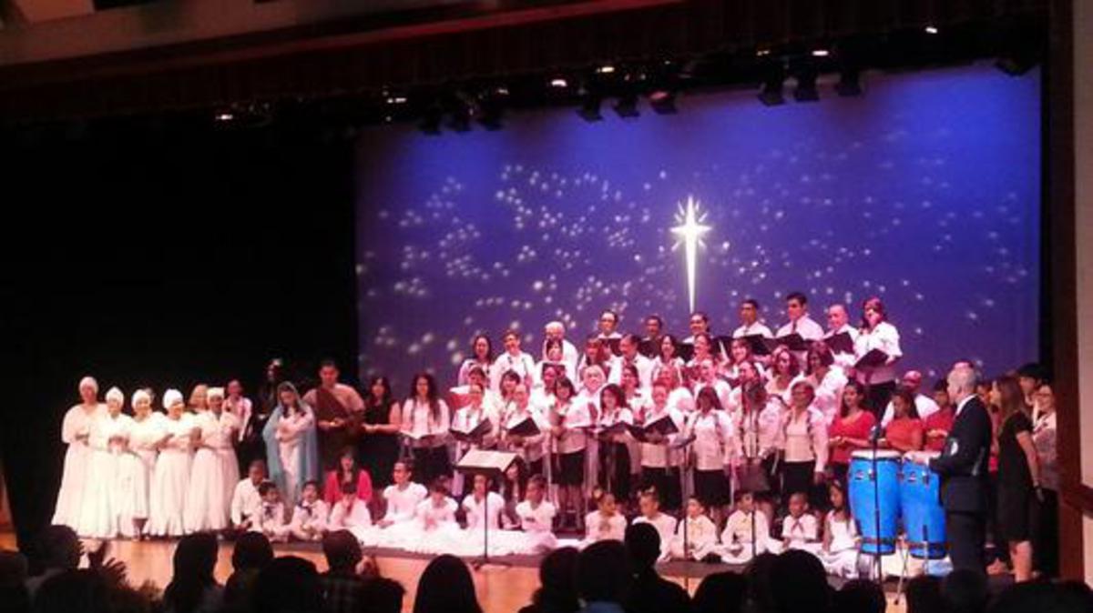 Concierto de Navidad, 'Hoy Nació Jesús', por la Estaca de San Juan