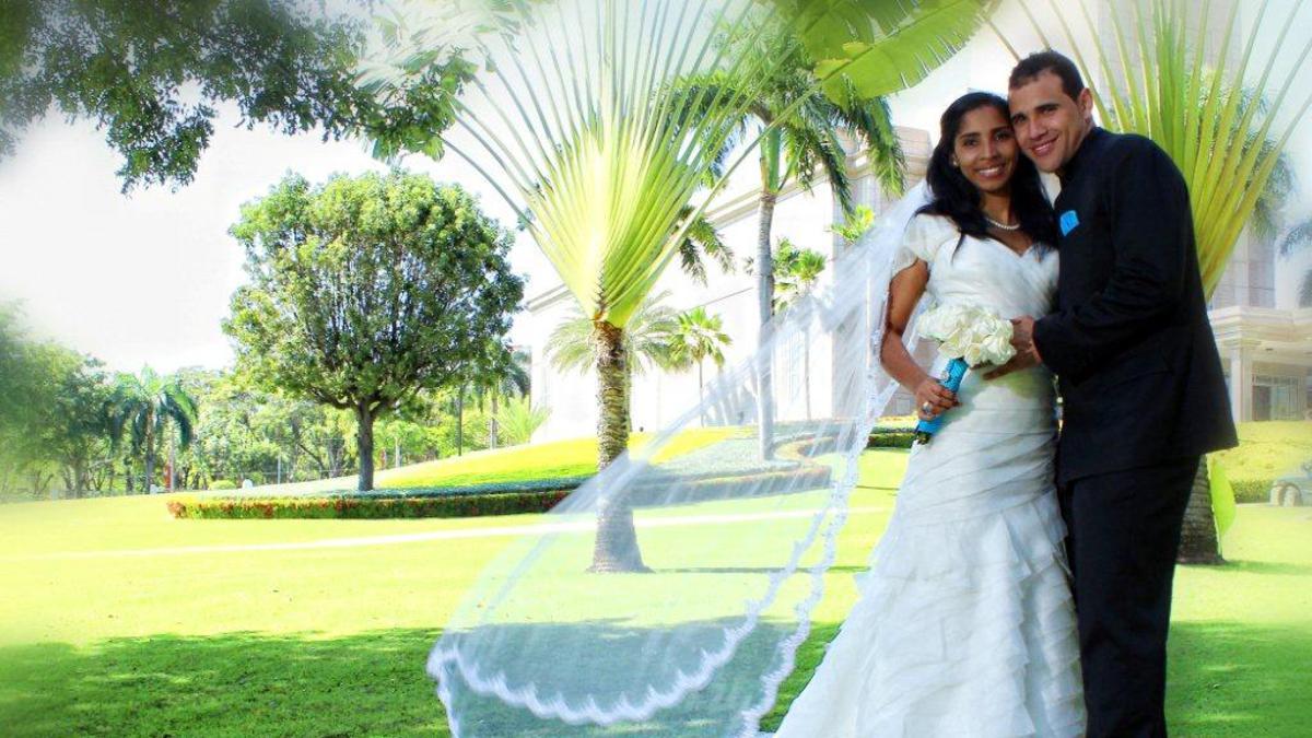Matrimonio por toda la eternidad: Un sueño hecho realidad