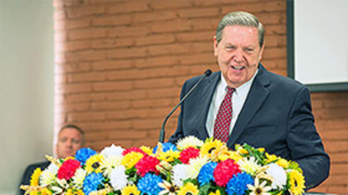 Elder Holland Praises Dedicated Saints in Caribbean Area