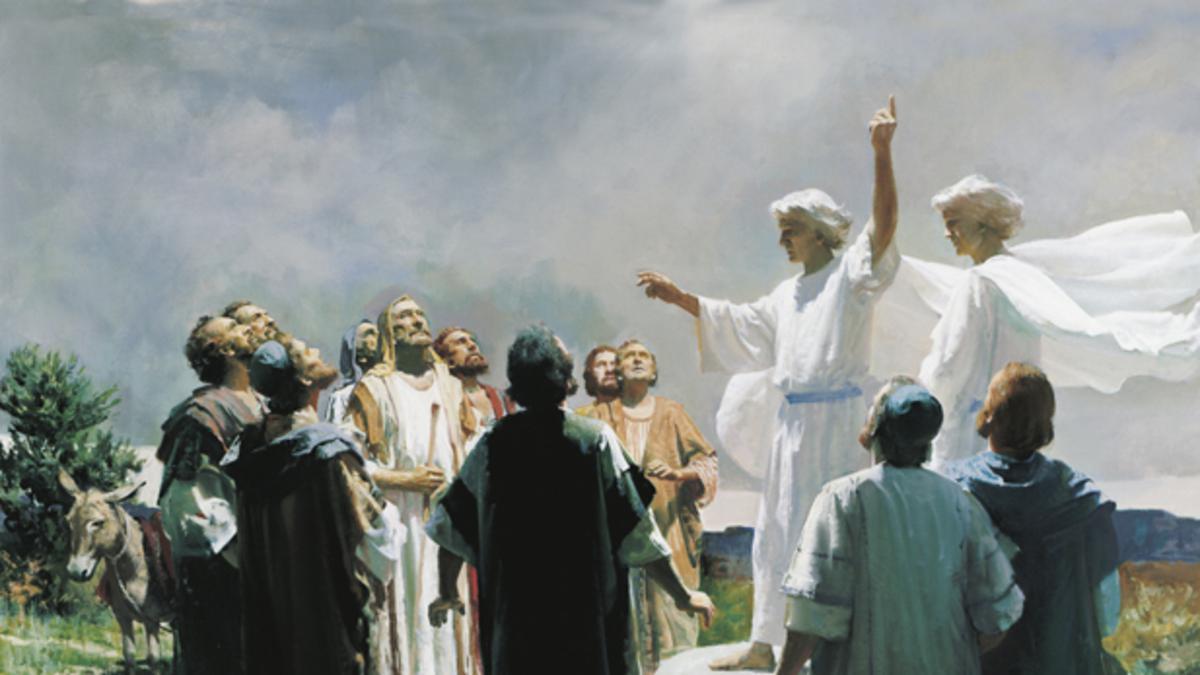 La Pascua de Resurrección y la Familia Eterna