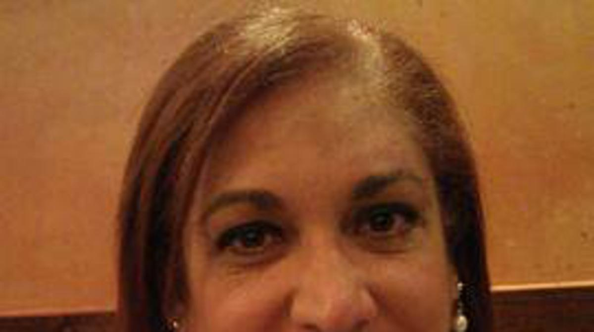 La hermana Amarilis Santiago Álvarez, especialista de Autosuficiencia en la Estaca de Toa Baja
