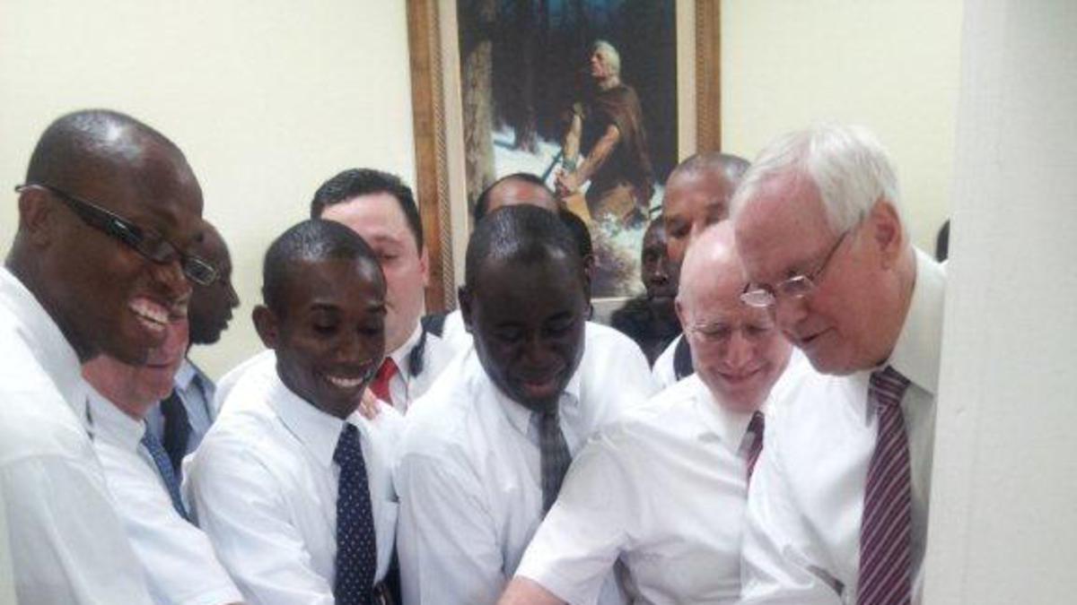 Éradiquer la pauvreté parmi ce peuple, voilà la mission des nouveaux centres d'autonomie en Haïti