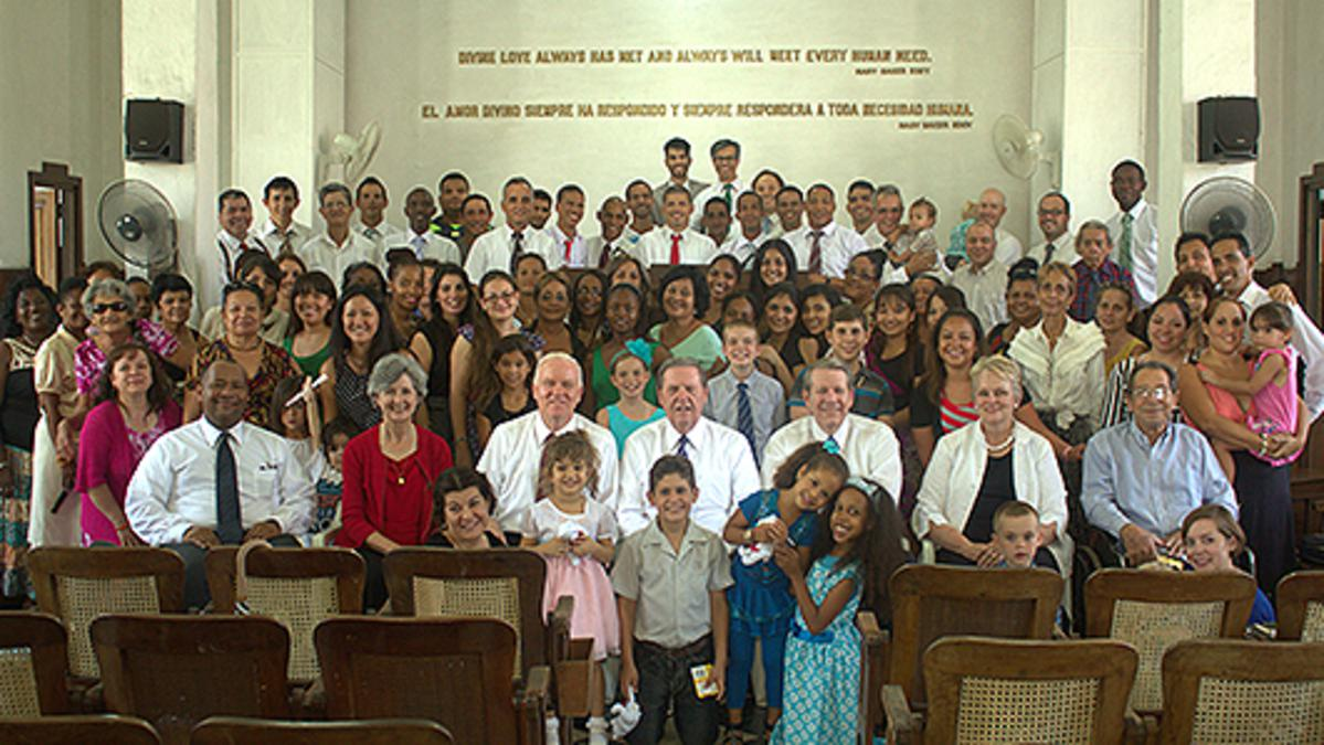 Elder Holland Creates Second Branch in Cuba