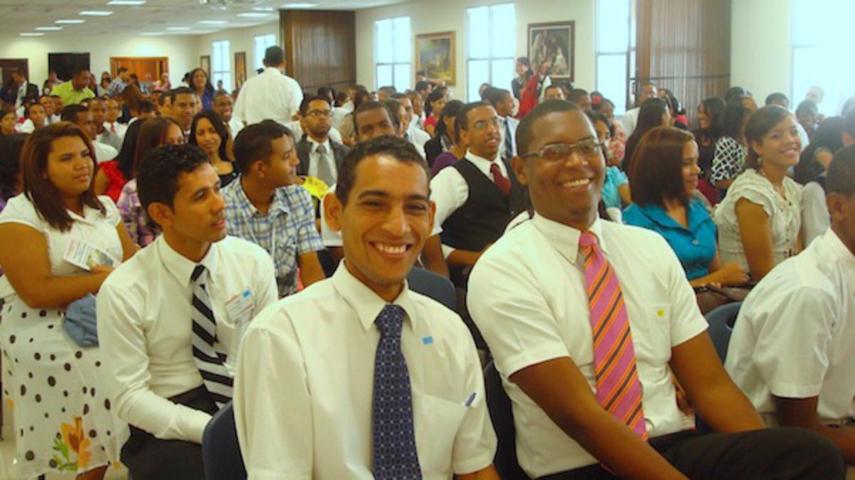 Jóvenes Adultos Solteros celebran conferencia multiestaca