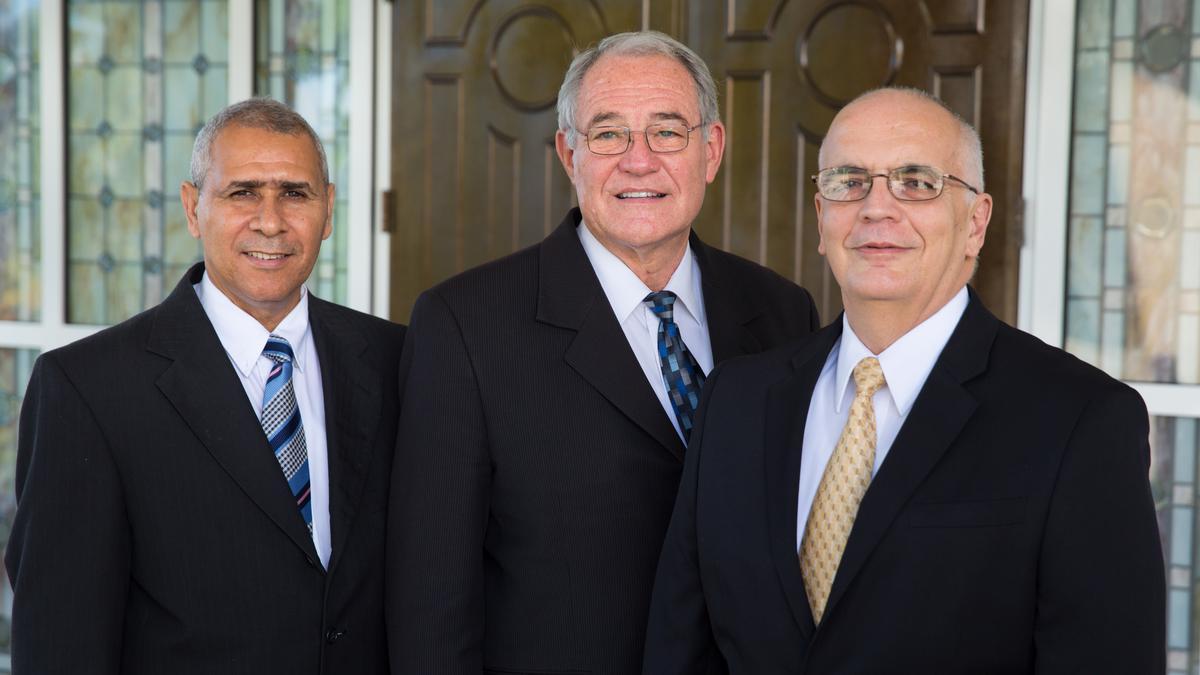 Nueva presidencia del Templo de Santo Domingo