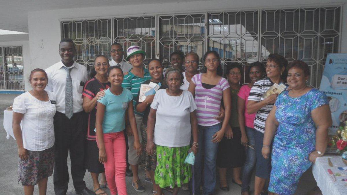 Guyana Family Awareness Celebration