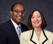 President and Sister Corbitt