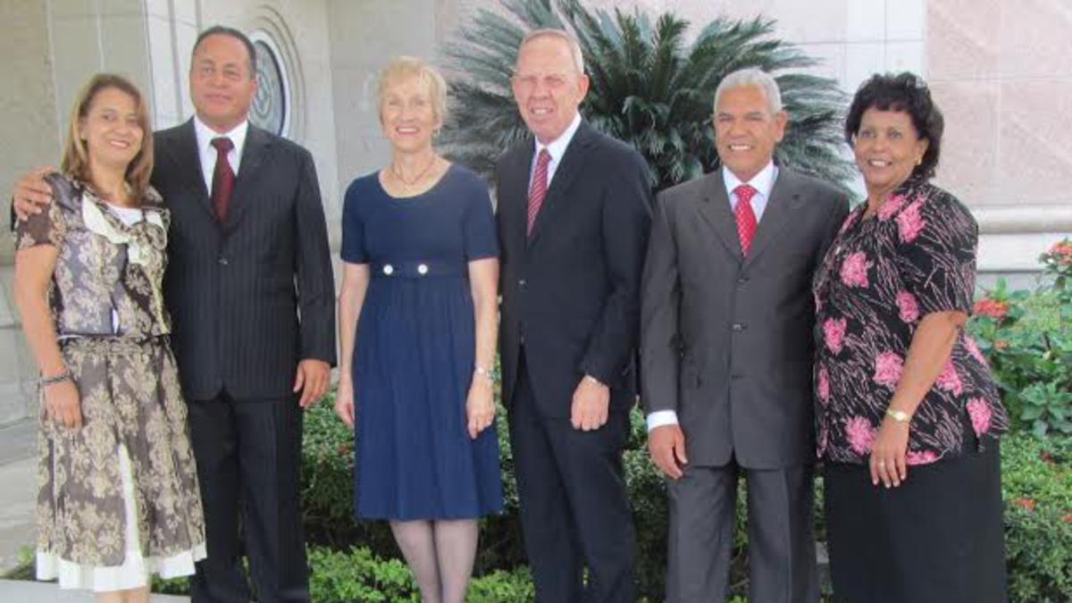 Presidencia del Templo de Santo Domingo