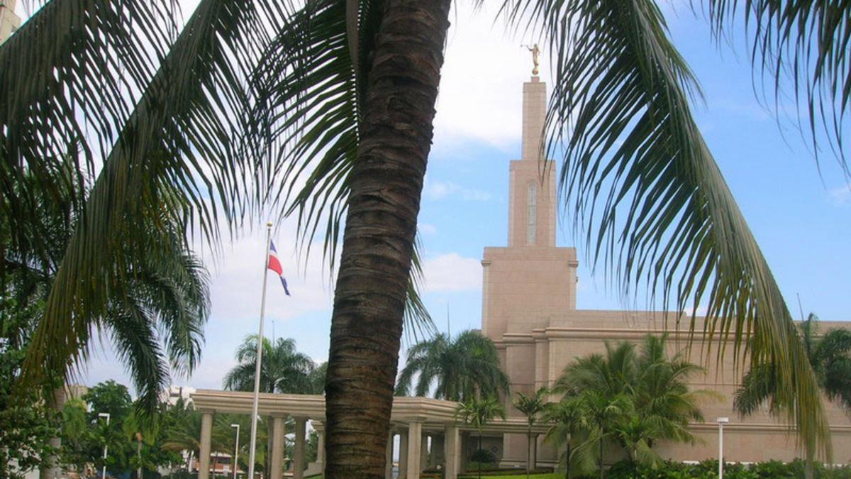 El Templo: Un lugar de Amor, Paz y Seguridad
