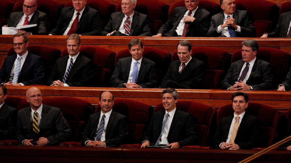 Објављена су имена једанаест нових чланова Врховних власти седамдесеторице (скраћена верзија)