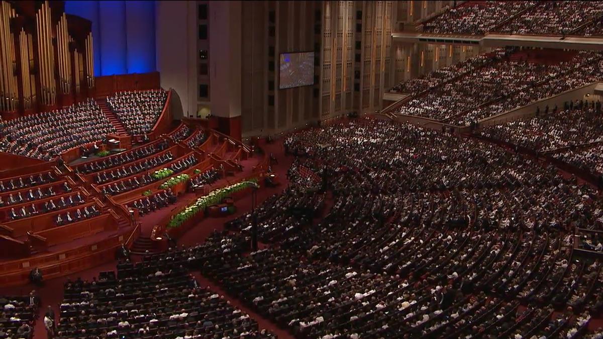 Общая сессия священства